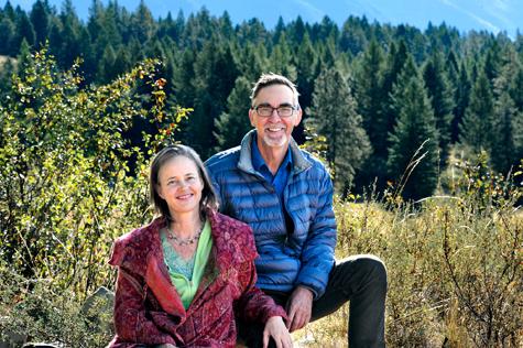 sensei/Doug Duncan/ Catherine Pawasarat/awakened teachers/2018/ retreat/ body of truth/ star group/maitreya/ herefordshire/ welsh borders/Namgyal Rinpoche/Sayadaw U Thila Wunta.